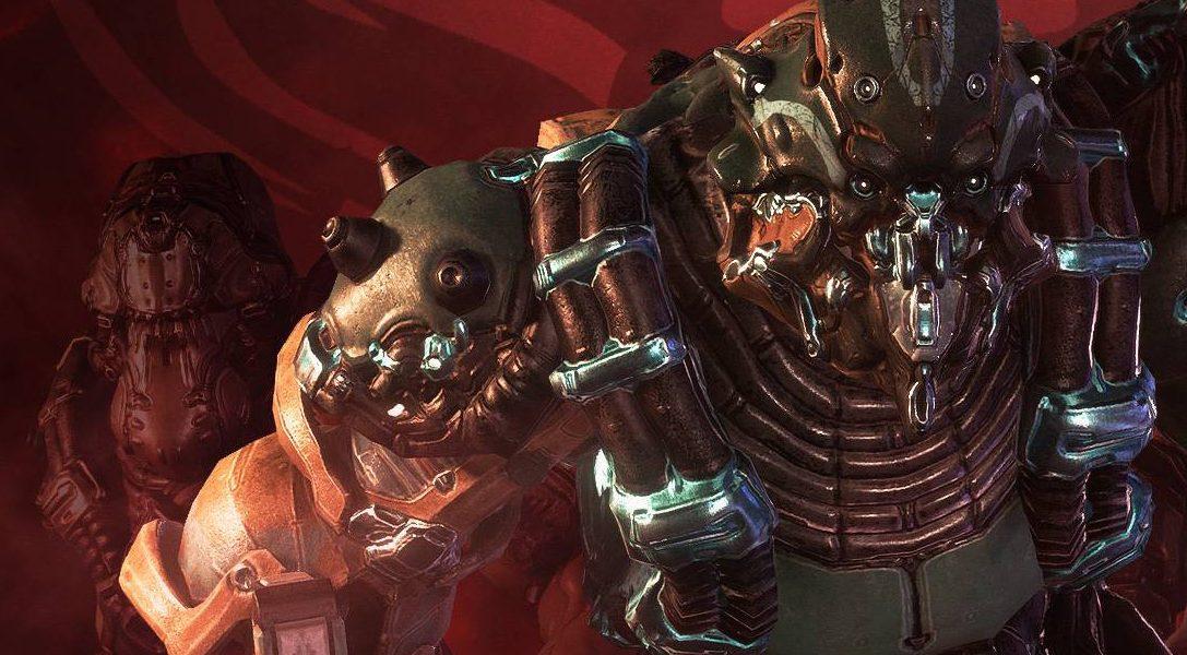 La prochaine mise à jour de Warframe, Le Sang Ancien, introduit un ennemi immortel qui ne cessera jamais de vous poursuivre