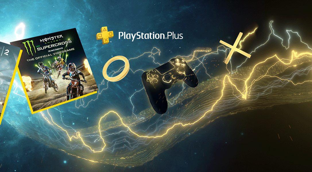 Titanfall 2 et Monster Energy Supercross sont vos jeux PS Plus du mois de décembre