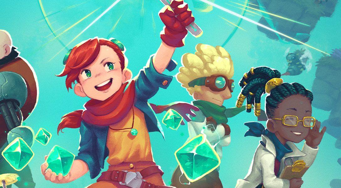 Comment les relations dans l'industrie du jeu vidéo et un désir d'indépendance ont aidé à donner forme au jeu d'aventure d'inspiration rétro Sparklite, qui sort aujourd'hui
