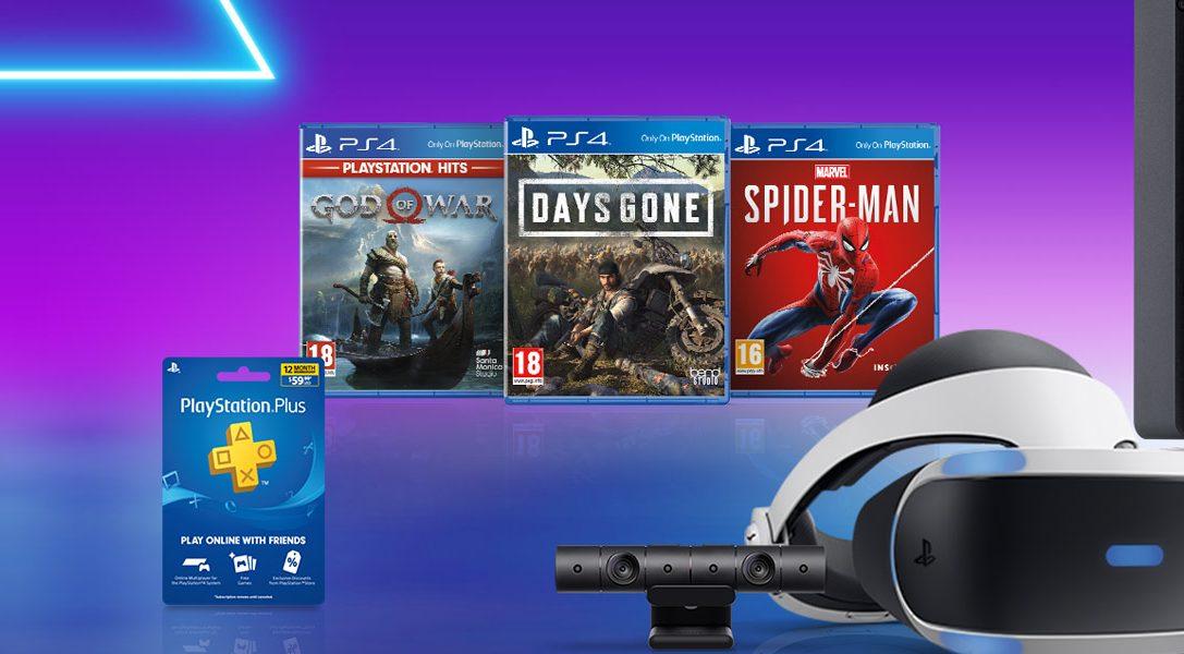 Présentation des promos Black Friday et Cyber Monday PlayStation 2019