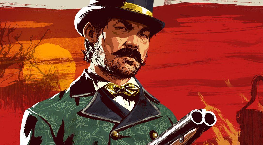 Nouveaux vêtements, interactions et plus disponibles dans Red Dead Online sur PS4 aujourd'hui