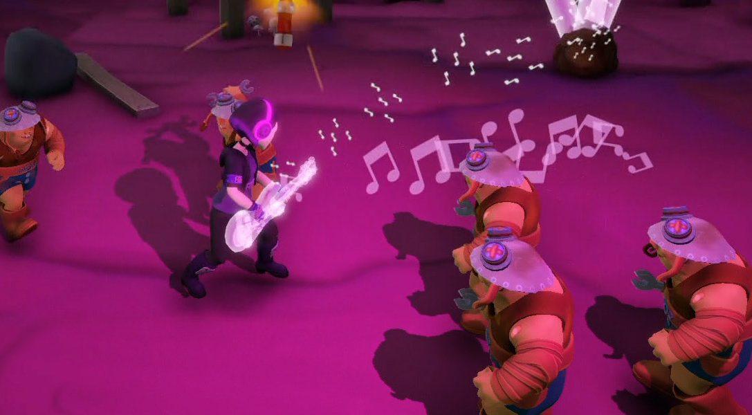 Le jeu de plateforme et d'énigmes en 3D Treasure Rangers, sur PS4 la semaine prochaine, braque les projecteurs sur l'autisme