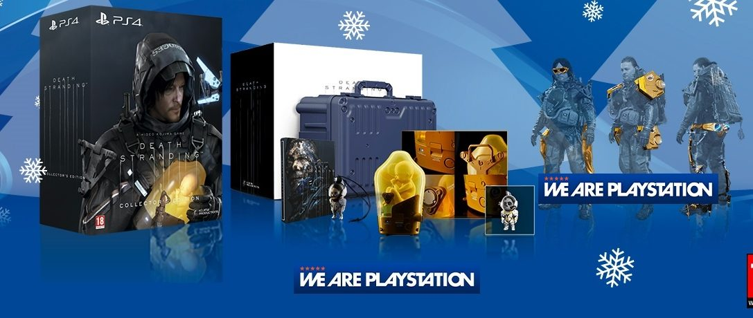 Participez au Grand Concours de Noël avec We Are PlayStation !