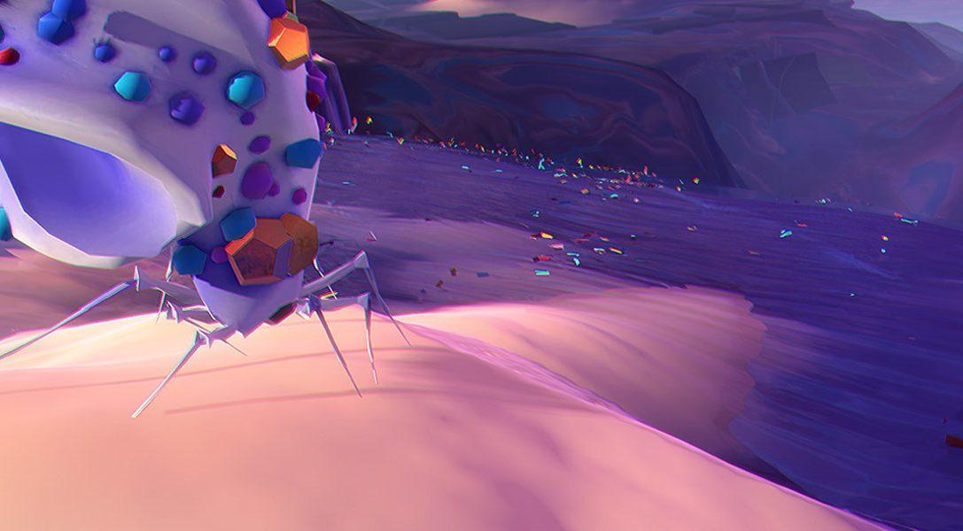 Regardez la fascinante nouvelle bande-annonce de gameplay pour le jeu d'aventure PS VR Paper Beast