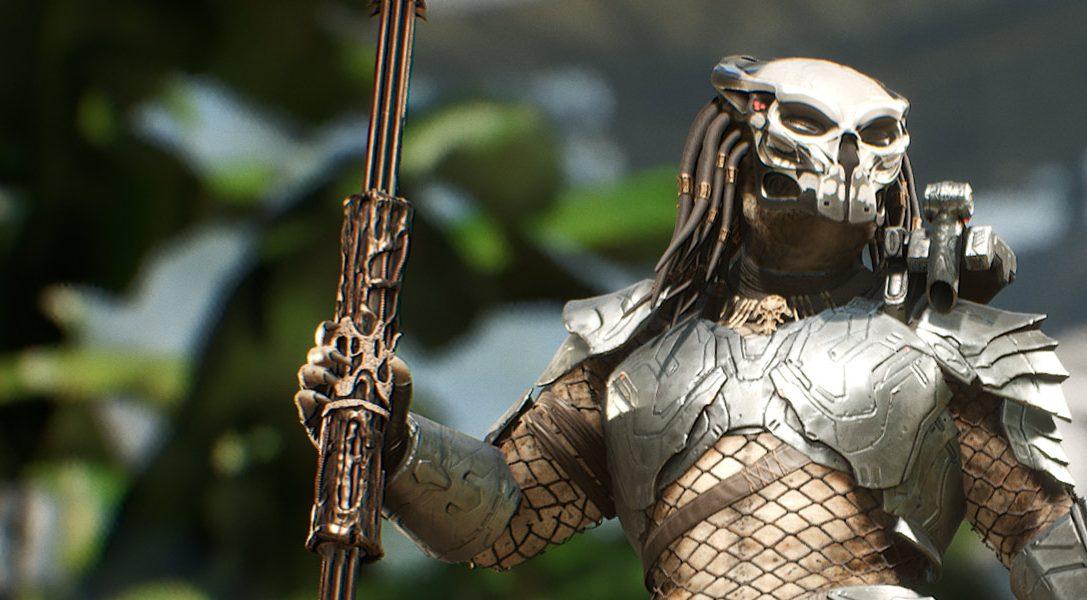 Predator: Hunting Grounds sortira le 24avril2020 sur PS4