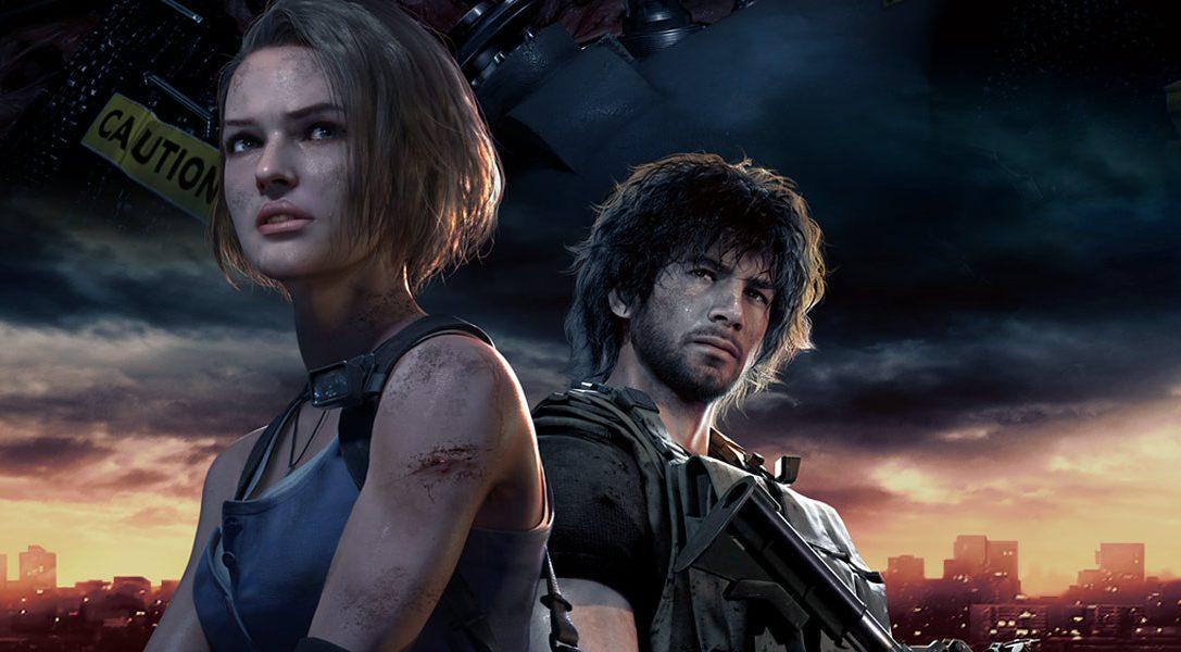 Resident Evil 3 dévoilé pour la PS4, sa date de sortie annoncée