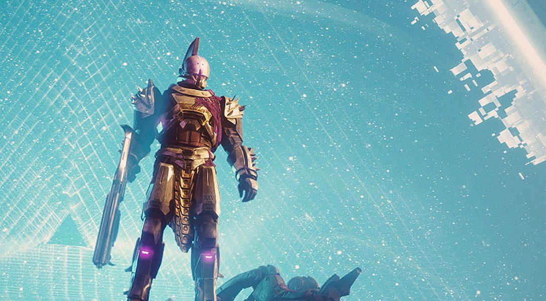 Empêchez le temps d'être réécrit et sauvez un héros légendaire dans Destiny 2 La Saison de l'Aube, demain sur PS4