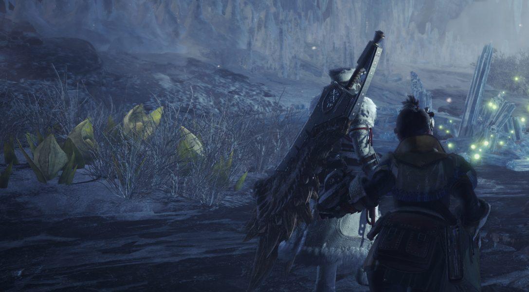 De nouvelles menaces, de nouvelles armes et de nouveaux lieux vous attendent dans la mise à jour de Monster Hunter World: Iceborne disponible aujourd'hui