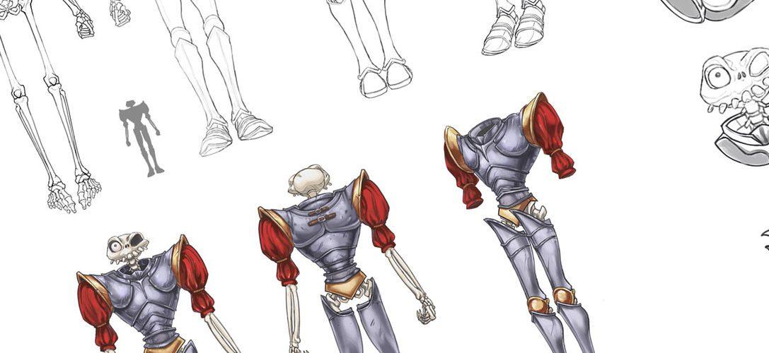 Découvrez comment le héros mort-vivant Sir Dan a été reconstruit pour le remaster PS4 de MediEvil