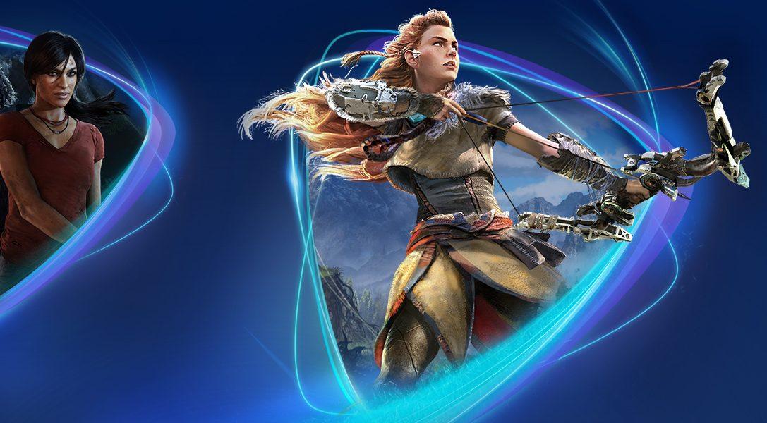 Horizon Zero Dawn, Uncharted: The Lost Legacy et Overcooked! 2 débarquent sur le PS Now en janvier