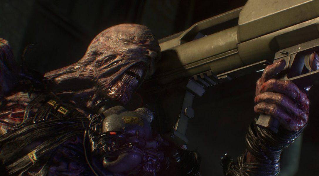 La nouvelle bande-annonce et les nouvelles captures d'écran de Resident Evil 3 mettent en avant le ravalement de façade monstrueux de Nemesis