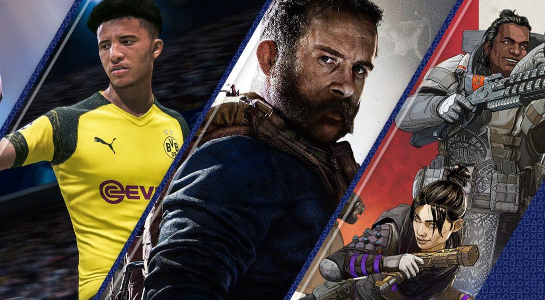 Voici les jeux les plus téléchargés sur le PlayStation Store en 2019