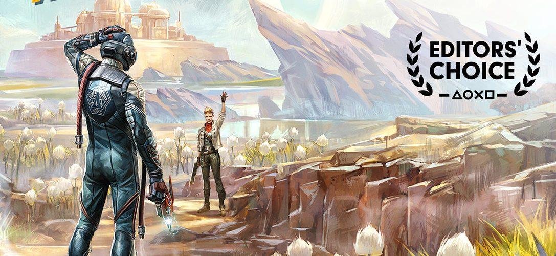 La sélection 2019 des Éditeurs : L'humour SF de The Outer Worlds est extra-galactique