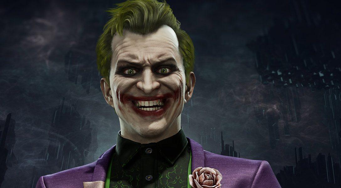 La «version la plus méchante et la plus perfide» du Joker arrive dans Mortal Kombat 11 dès demain