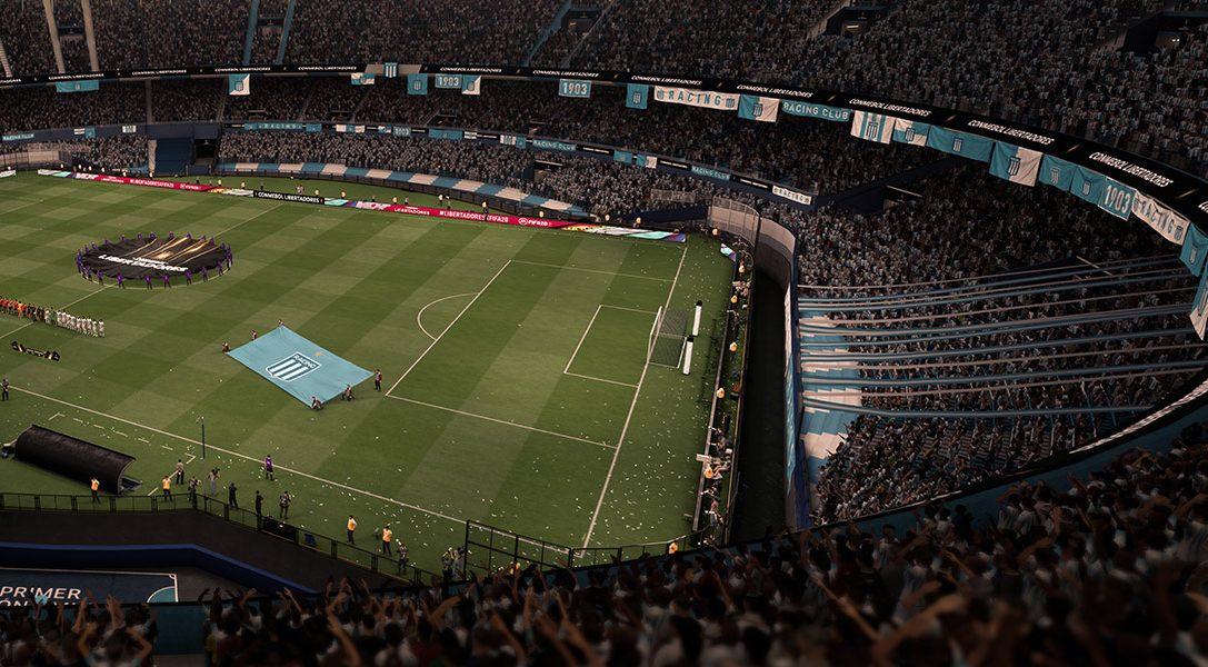 La mise à jour de FIFA 20, Copa Libertadores, sortira le mois prochain