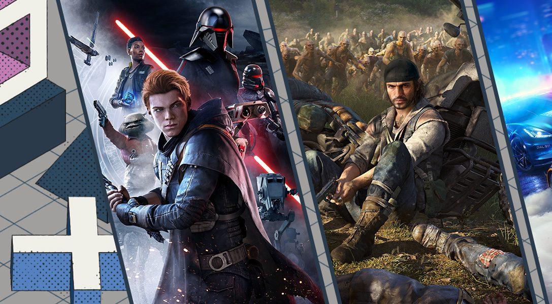 L'offre Jeux indispensables débute aujourd'hui sur le PlayStation Store
