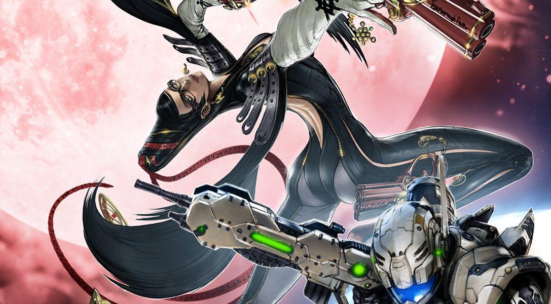 Les classiques de l'action de PlatinumGames Bayonetta et Vanquish s'offrent un relooking en 4k, 60FPS sur PS4 Pro