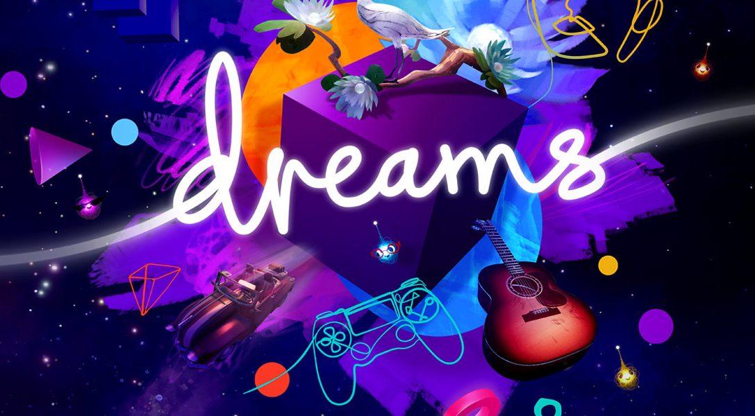 Media Molecule vous propose une découverte de Dreams, son jeu PS4 ambitieux disponible aujourd'hui