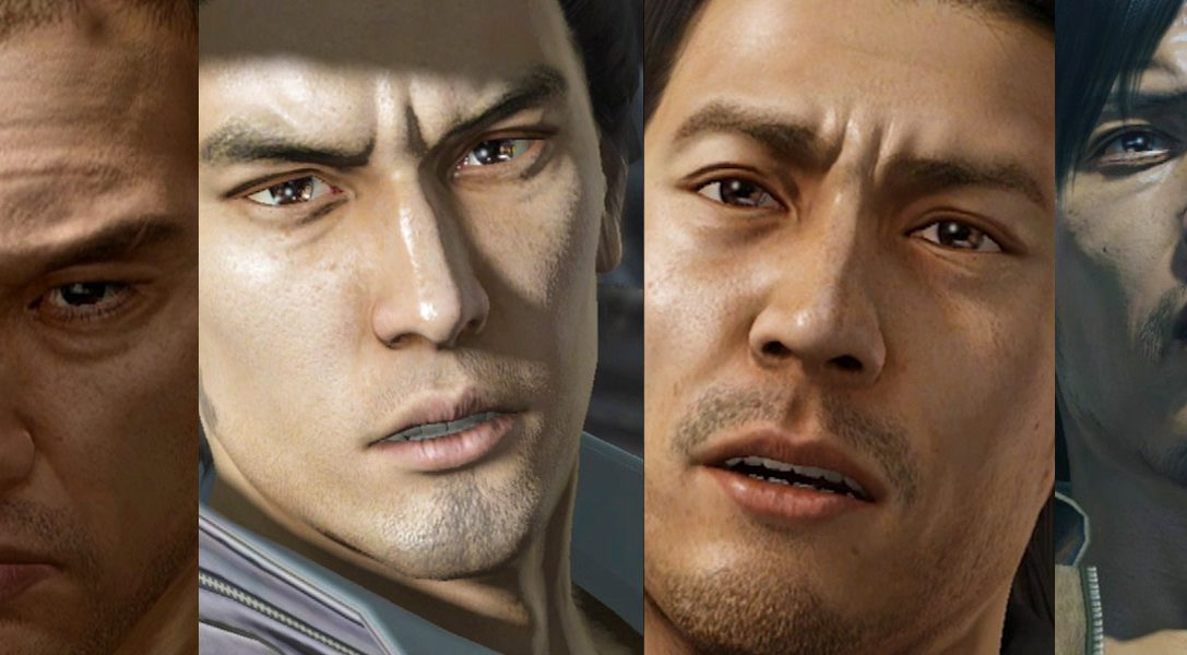 The Yakuza Remastered Collection est disponible aujourd'hui