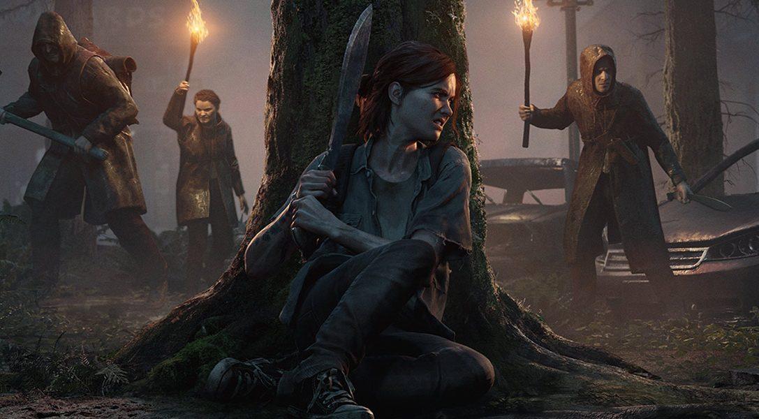 Nouveauté The Last of Us Part II : illustrations, statuette d'Ellie, thème dynamique PS4 et plus