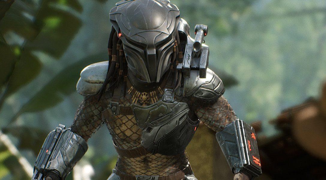 Ce mois-ci, essayez Predator: Hunting Grounds sur PS Plus