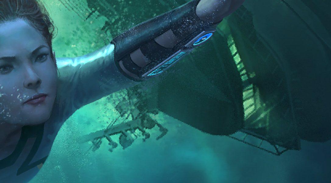 Survivez à une inquiétante aventure sous-marine dans Freediver: Triton Down Extended Cut, prévu le 27 février sur PS VR