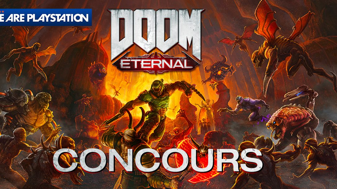 10 jeux Doom Eternal à gagner
