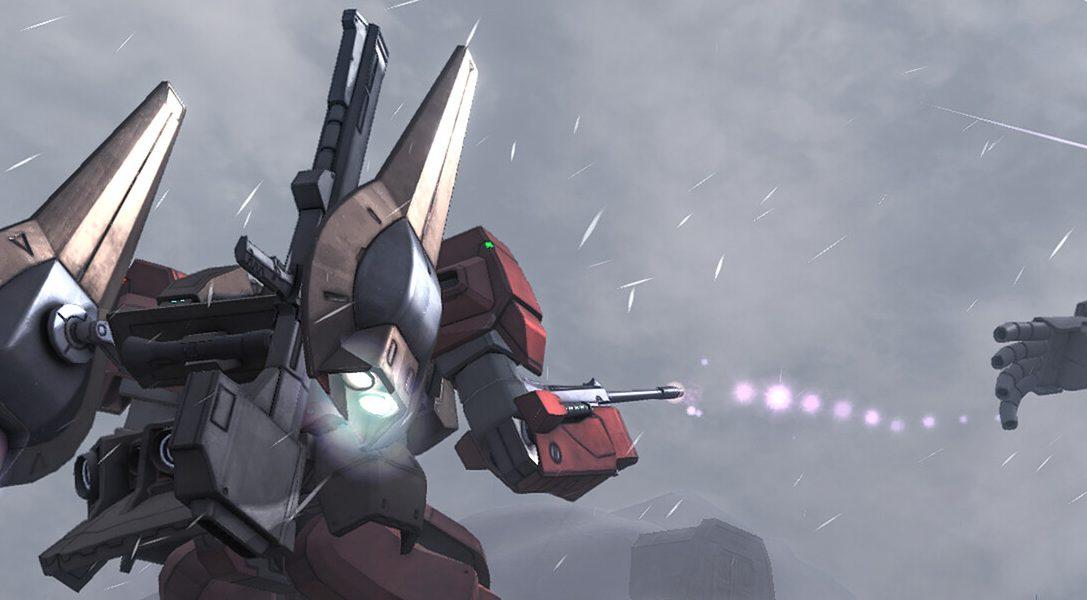 Le nouveau mode Simulateur de combat de Mobile Suit Gundam Battle Operation 2 sort cette semaine