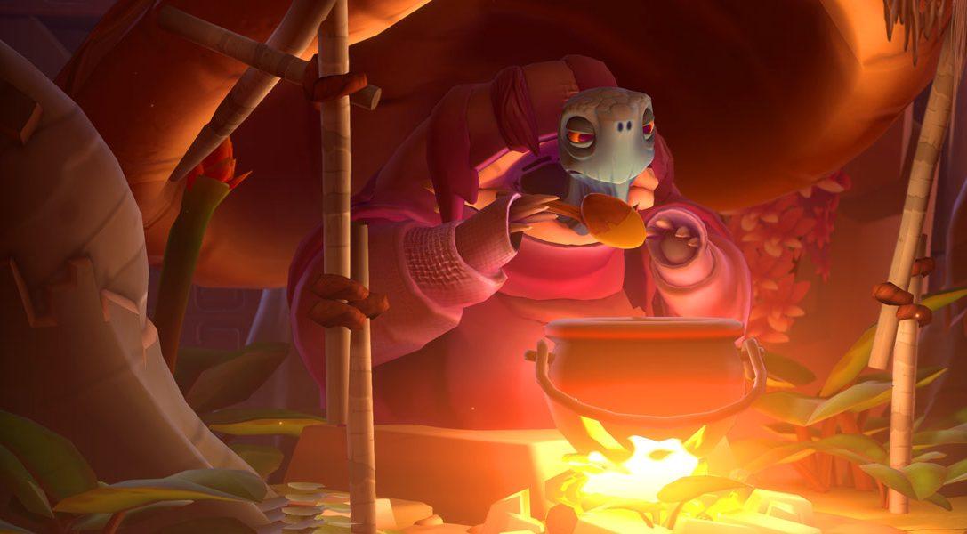 Hello Games annonce un nouveau jeu d'aventure, The Last Campfire, prévu pour cet été sur PS4