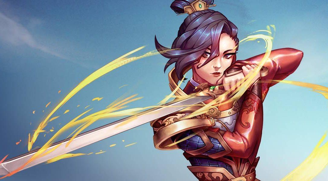 Mulan rejoint le jeu de combat multijoueur Smite sur PS4 dès aujourd'hui
