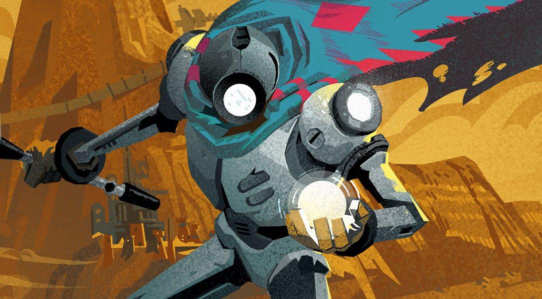 Creature in the Well, qui mêle jeux de flipper et hack 'n slash, sera disponible le 31mars sur PS4