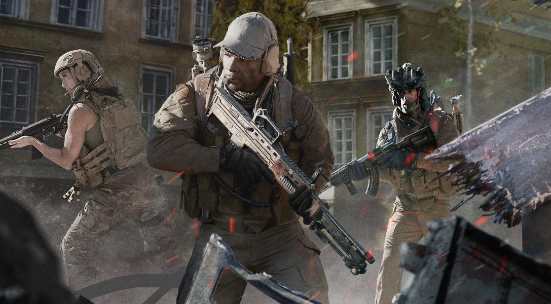 Jouez à Call of Duty: Warzone gratuitement à partir du 10 mars