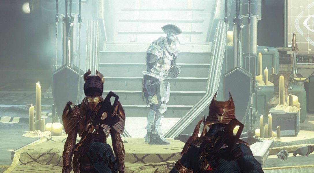 Destiny 2 : Bungie nous invite derrière les coulisses de l'event de la Fondation empyréenne