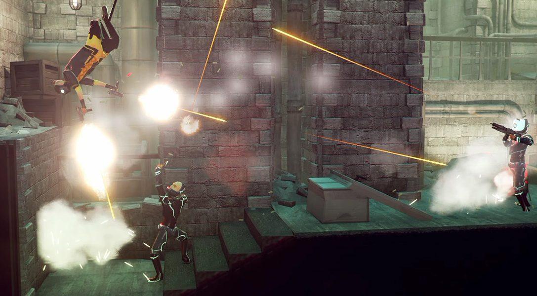 Le ballet des balles bourrées d'action de My Friend Pedro arrive sur PS4 le 2 avril