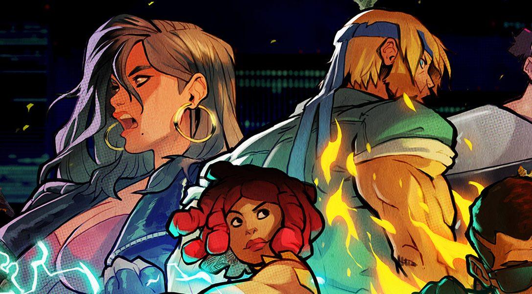Street of Rage : comment les personnages emblématiques ont été repensés pour le nouvel opus sur PS4