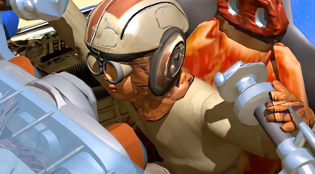 La version définitive de Star Wars Episode I: Racer sortira le 26 mai sur PS4