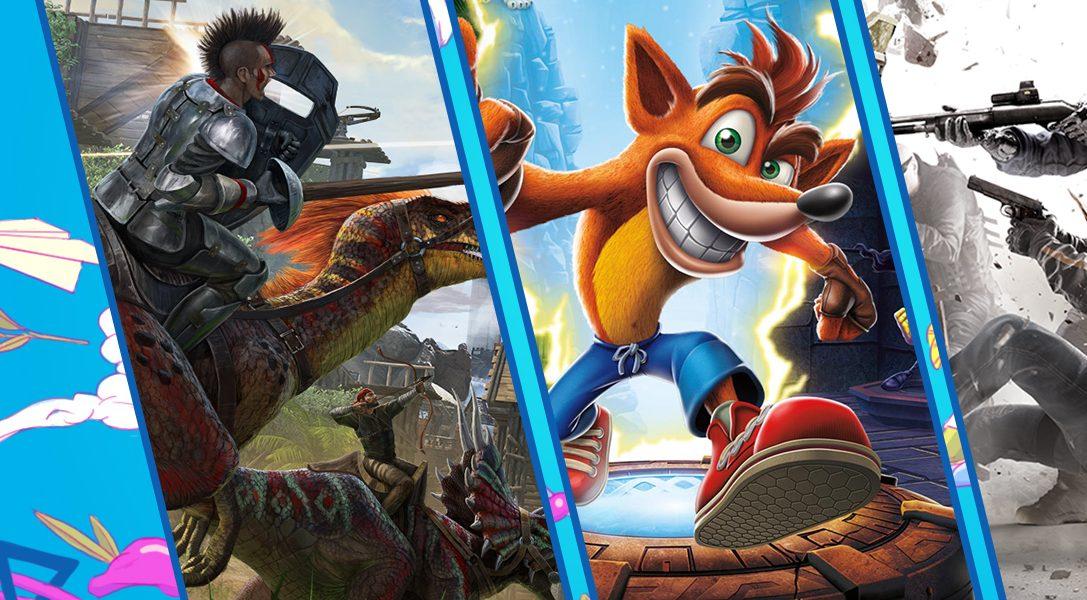 De nouveaux jeux rejoignent la Promo de printemps du PlayStation Store dès aujourd'hui