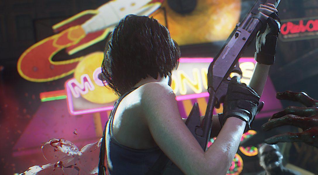 Choix des rédacteurs – Le grand frisson avec Resident Evil 3 et RE Resistance