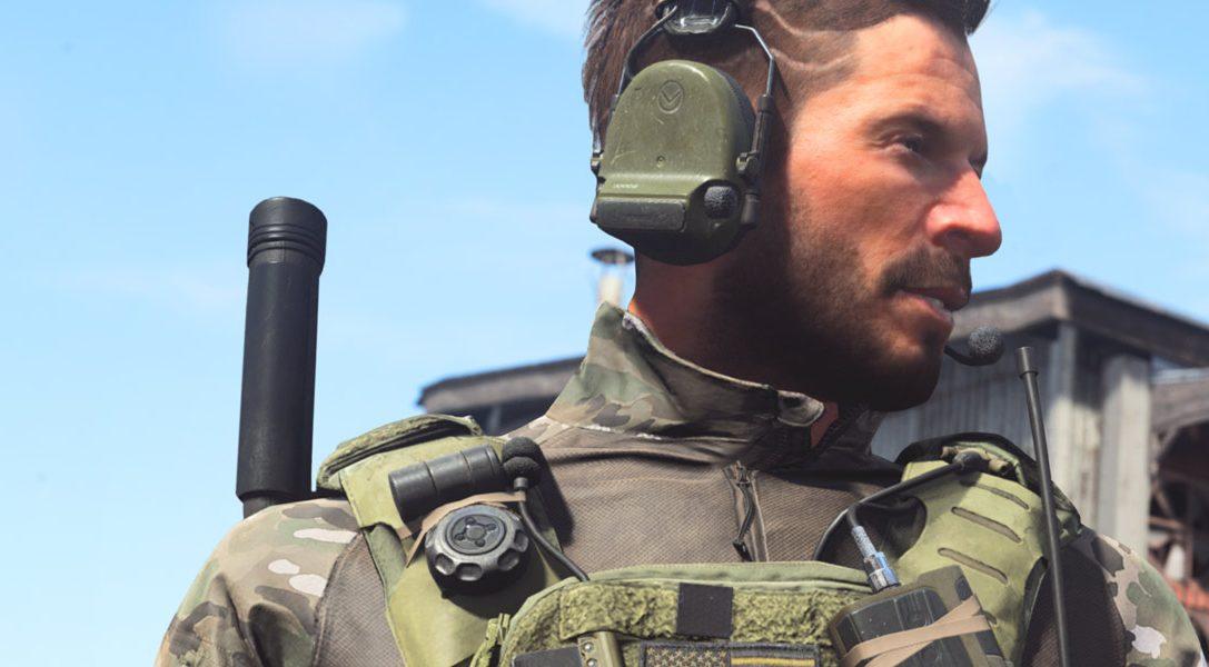 Découvrez le contenu PlayStation exclusif* de la saison 3 de Modern Warfare disponible dès demain
