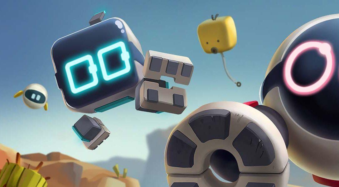 Biped sortira sur PS4 le 8 avril !