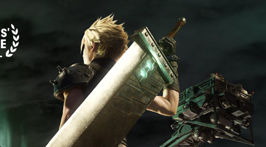 Choix des rédacteurs : Final Fantasy VII Remake est digne de son titre