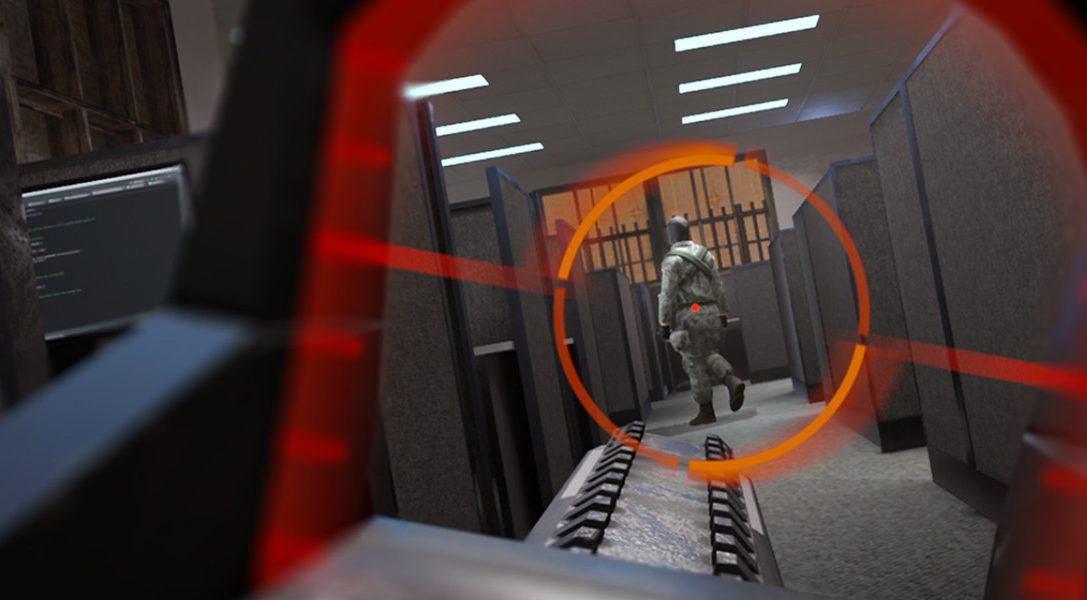 La nouvelle mise à jour Assimilation de Espire 1 VR Operative apporte de nombreux changements à ce thriller de science-fiction
