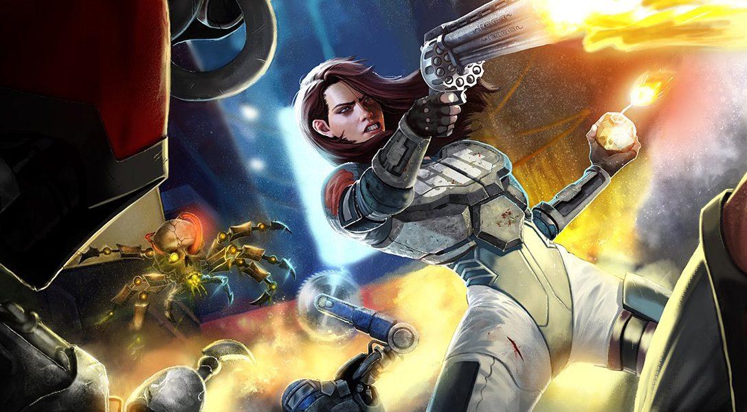 Le design «FPS classique» d'Ion Fury, sorti demain sur PS4.