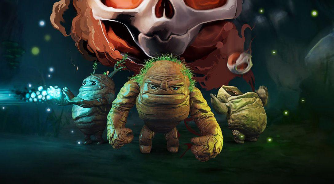 Découvrez les héros du jeu de plateforme Skully avant sa sortie le 4 août sur PS4