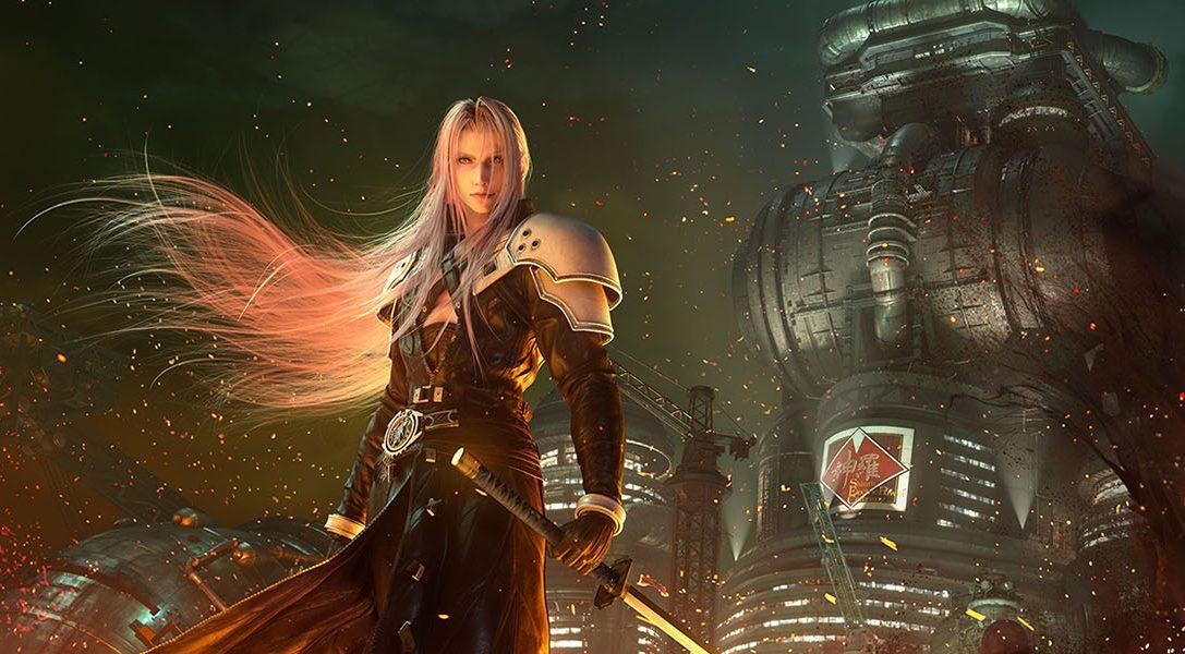 Final Fantasy VII Remake et Resident Evil 3 font leur entrée dans le classement des jeux les plus téléchargés sur le PlayStation Store en avril
