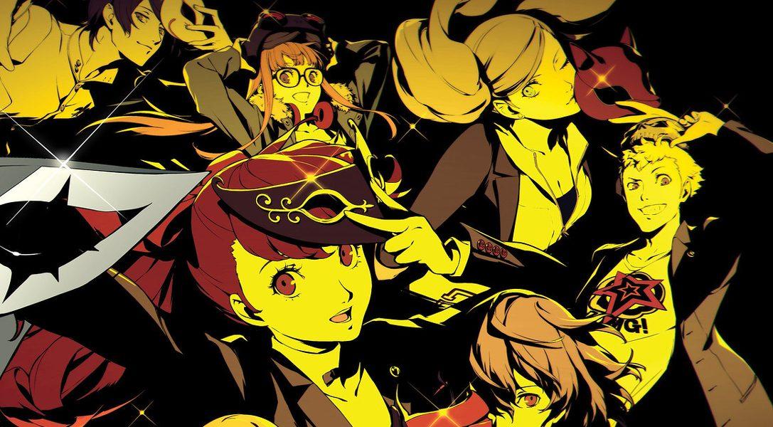 Choix de la rédaction : Persona 5 Royal ravit les cœurs avec style.