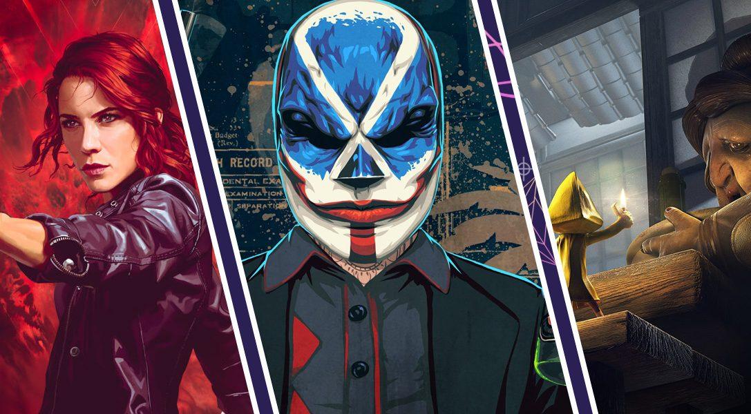 Économisez jusqu'à 80 % sur une sélection de titres PS4 grâce à la promotion «Chefs-d'œuvre méconnus» du PlayStation Store !