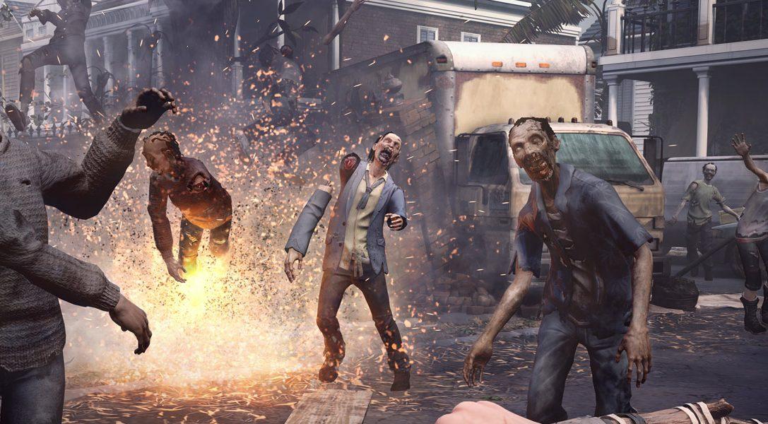 The Walking Dead: Saints & Sinners vous présente une Nouvelle-Orléans déchirée par l'épidémie sur PS VR
