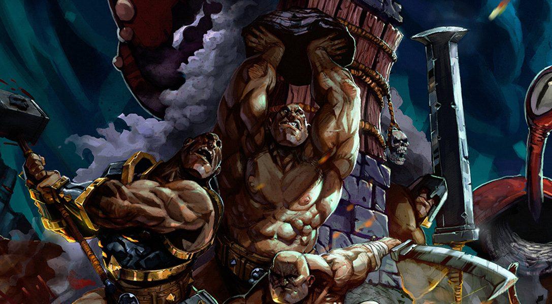 Gorn, le simulateur de gladiateur déjanté fera bientôt une entrée fracassante en mai !