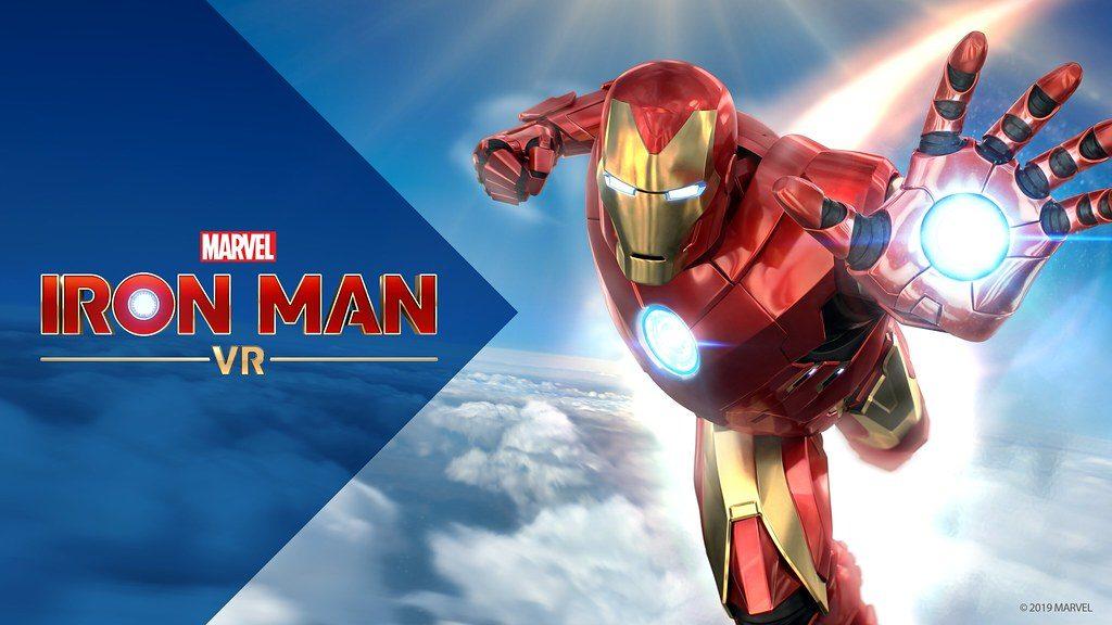 Plus de détails sur le système de combat et le monde gigantesque de Marvel's Iron Man VR